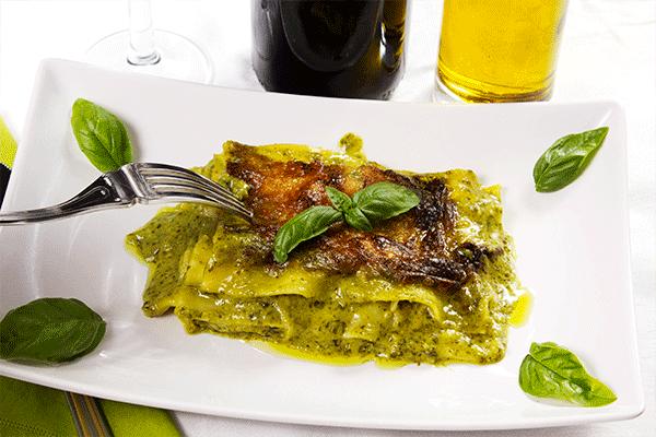 Lasagne al Pesto Genovese